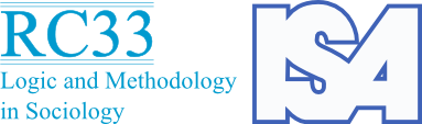 RC33 Logic and Methodology in Sociology and Internatinal Socialogical Association Logo